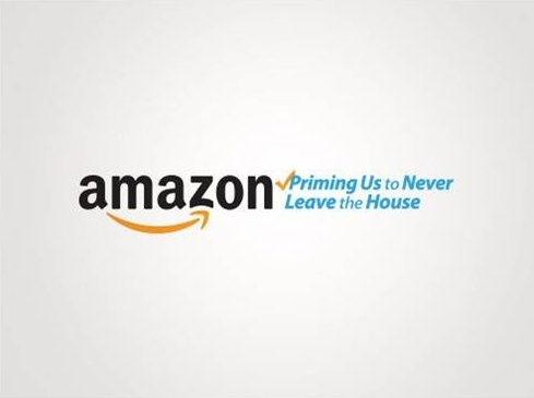 Amazon - Priming us to never leave the house