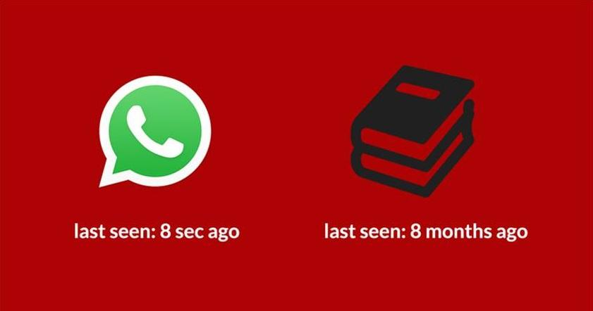 Whats app - Last seen