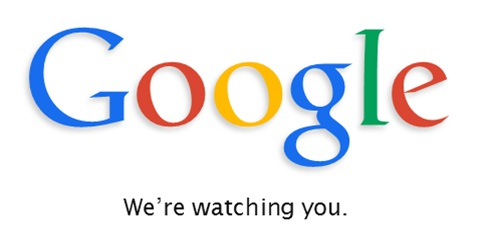 Google - We are watching you