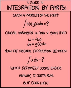 A guide to integration by parts