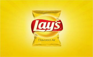 Lays - Flavored Air